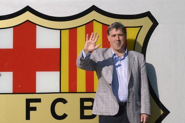 Херардо Мартино не собирается покидать Барселону
