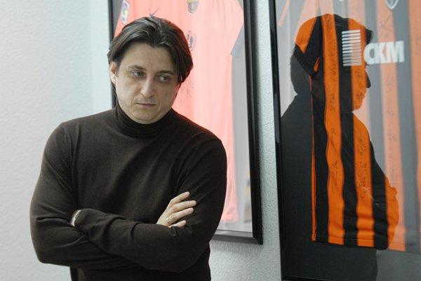 Ужесточение лимита приведет к тому, что украинские футболисты будут стоить как Хави, считает Денисов