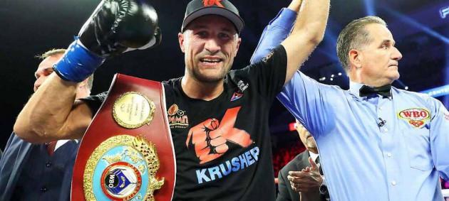 Ковалев нокаутировал Ярда в тяжелом поединке