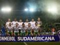 Игроки южноамериканского клуба отпраздновали гол, забравшись в автомобиль спонсора