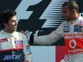 McLaren подтвердил, что Хэмилтон покидает команду