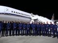 ЧМ-2018: Сборная Бразилии прилетела в Россию