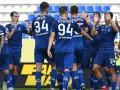 Динамо крупно обыграло Олимпик в первом официальном матче при Луческу