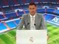 Азар: Я хочу выиграть много трофеев в составе Реала