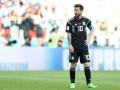 Месси - единственный из сборной Аргентины, кто подошел к фанатам перед матчем с Исландией