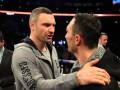 Виталий Кличко признался, что сказал Владимиру после боя с Джошуа