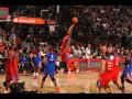 Запад победил Восток в матче всех звезд NBA (ВИДЕО)