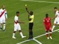 ЧМ-2018: игрок Перу вызвал уважение поступком после полученной желтой карточки