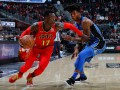 НБА: Орландо проиграл Атланте, Кливленд выиграл у Филадельфии