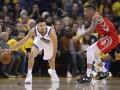 НБА: Голден Стэйт обыграл Хьюстон, сравняв счет в серии