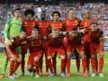 Бельгия впервые в истории возглавила рейтинг FIFA