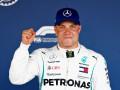 Боттас показал лучшее время на квалификации Гран-при России