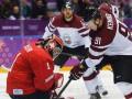 Швейцария - Латвия: Видео трансляция матча чемпионата мира по хоккею