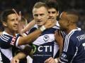 Ювентус проиграл Мельбурн Виктори, несмотря на гол защитника с центра поля