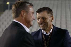 Тренер Партизана: Первый гол повлиял на нас в психологическом плане