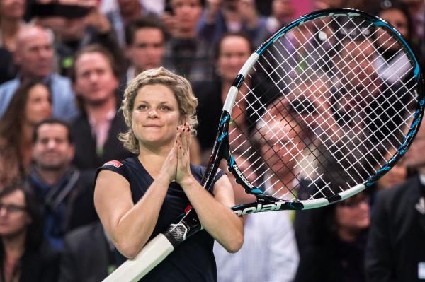 Ким Клийстер попрощалась с теннисом в этом году