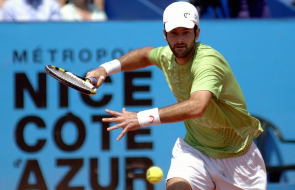 Американец Брайан Бейкер триумфально вернулся в большой теннис