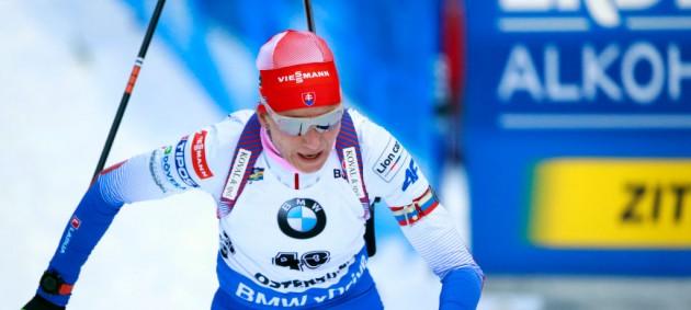 Холменколлен: Кузьмина выиграла спринт, украинки - за пределами топ-20