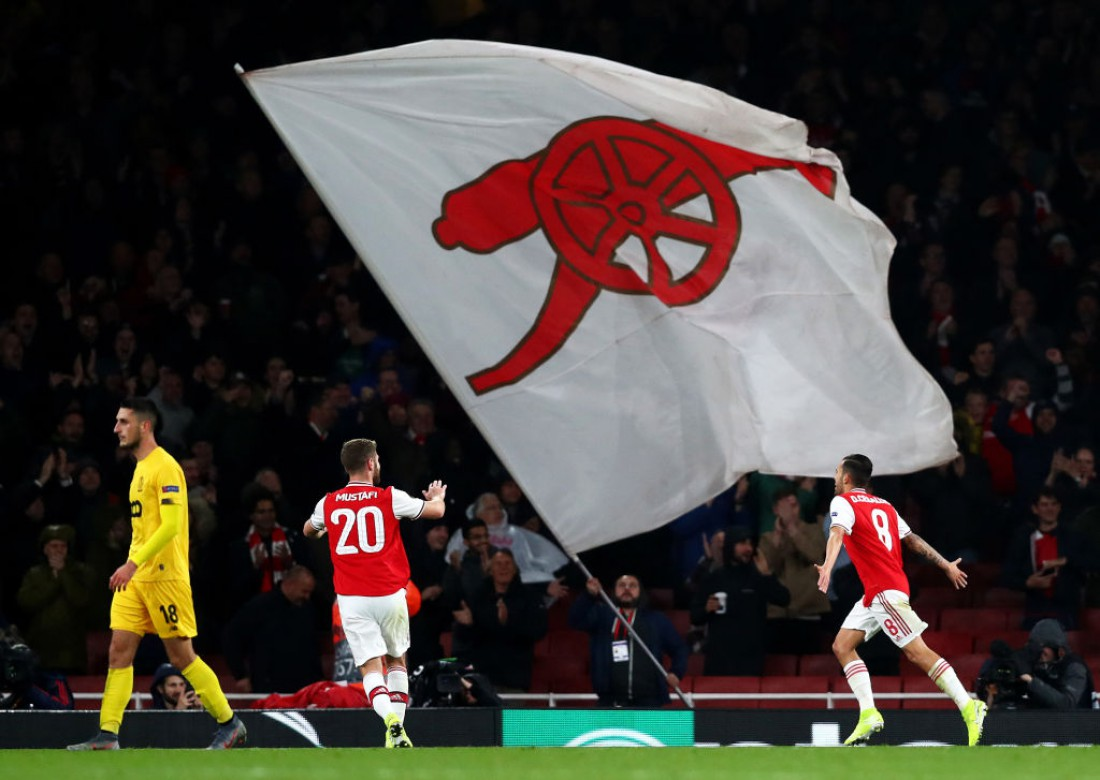 Арсенал - Стандард