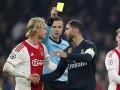 Рамос попытался оправдаться в обвинениях о намеренном получении желтой карточки