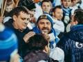 Как группа Ленинград зажгла стадион на матче Лиги чемпионов