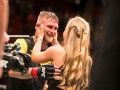 Брутальный поступок: боец UFC сделал девушке предложение после яркой победы