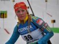 Украина стартует на чемпионате мира по биатлону в экспериментальном составе