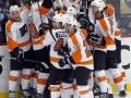Кубок Стэнли: Питтсбург и Филадельфия забросили 13 шайб,  Детройт победил Нэшвилл
