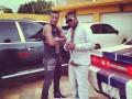 Футболиста сборной Ганы подозревают в жертвоприношении своего друга