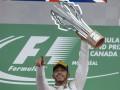 Формула-1: Хэмилтон выиграл Гран-при Канады