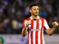 Нападающий Атлетика повторил достижение Месси и Рамоса, забив в 14 чемпионатах Испании подряд