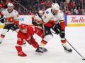 НХЛ: Калгари обыграл Детройт, Анахайм в овертайме уступил Вегасу
