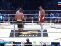 Кличко - Пьянета. Видео третьего раунда