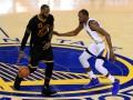 НБА: Голден Стэйт одержал вторую победу над Кливлендом