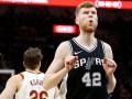 Роскошный проход Макрея и дальний бросок Бертанса - среди лучших моментов дня в НБА