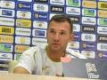 Шевченко вышел на четвертое место в рейтинге тренеров сборной Украины