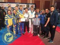 Украина завоевала две медали на чемпионате Европы по тхэквондо