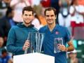 Федерер проиграл Тиму в финальном матче турнира в Индиан-Уэллсе