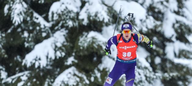 Пидручный попал в топ-10 по итогам спринта на чемпионате мира