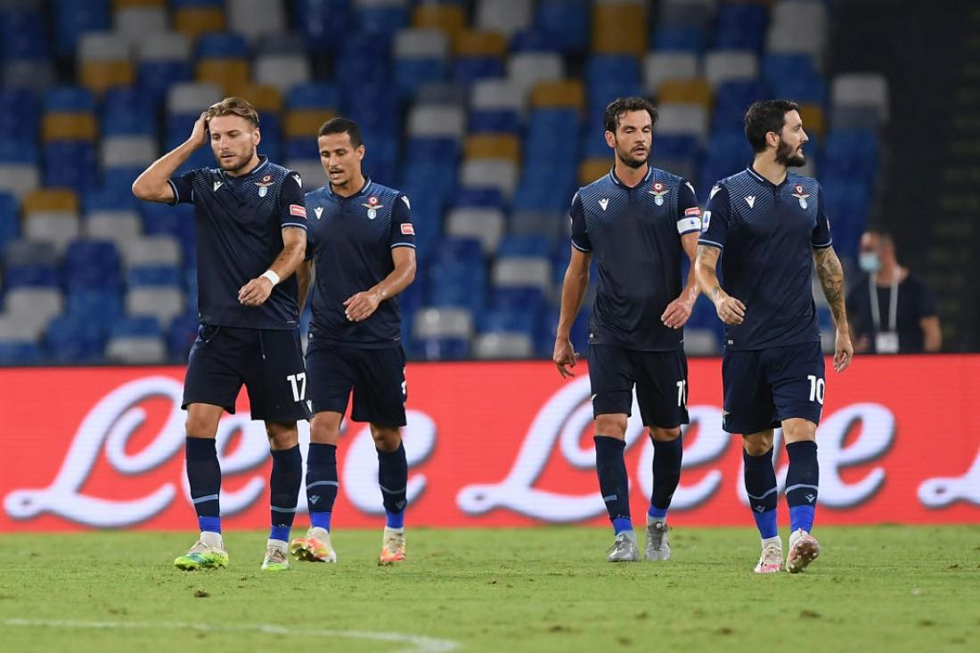 Лацио уступил Наполи в заключительном туре Серии А