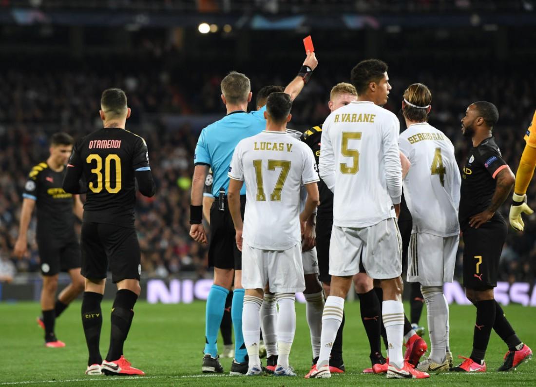 Манчестер Сити переиграл Реал
