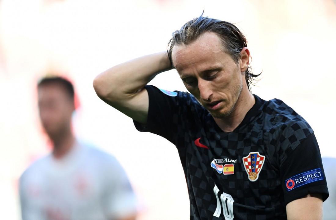 Испания победила Хорватию