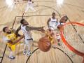 Появилось предварительное расписание предсезонных матчей NBA