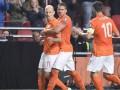 Голландия - Латвия 6:0 Видео голов матча отбора Евро-2016