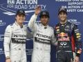 Формула-1: Хэмилтон выиграл первую квалификацию сезона (ФОТО)
