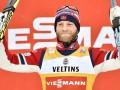 Снегоход сбил норвежского лыжника во время марафона