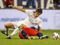 Защитник Реала во время матча получил травму