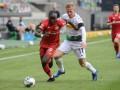 Боруссия М - Байер 1:3 видео голов и обзор матча Бундеслиги