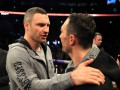 Виталий Кличко: Это был бой гладиаторов