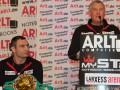Тренер Кличко ждет тяжелого боя
